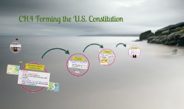 Forming the U.S. Constitution