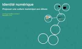 Identité numérique et usages pédagogiques du web 2.0