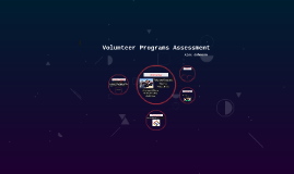 Volunteer Programs Assessment
