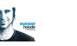 Louis José y traite de différents sujets d'actualité et de l
