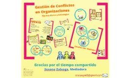 Gestión de Conflictos en Organizaciones
