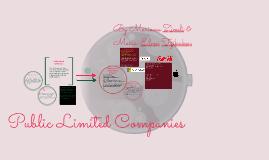 Public Limited Companies :