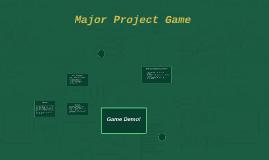 CS 30 Game Presentation