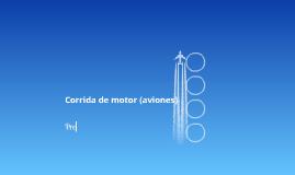 Corrida motor