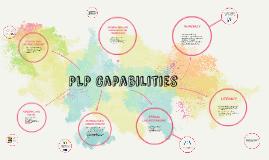 Copy of PLP Capabilities