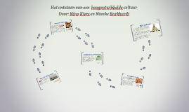 Geschiedenis, T13 - Het ontstaan van een hoogontwikkelde cultuur - Nino en Nienke