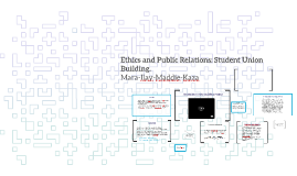 Copy of Ethics and Public Relations: Student Union Building.