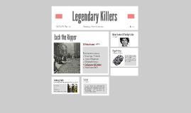 Legendary Killers