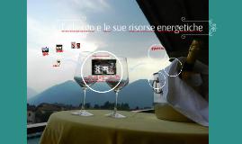 l'albergo e le sue risorse energetiche