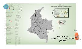 Violencia en Colombia (1510-2016)