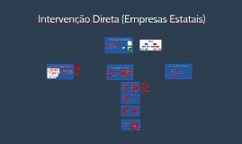 Direito Econômico - Intrevenção direta (empresas estatais)
