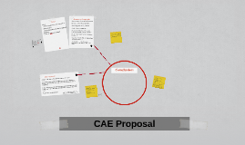 Copy of CAE Proposal
