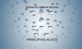 OPERAÇÃO DETRAN SEGURO