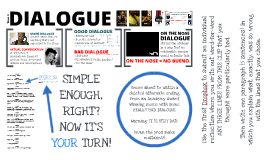 Film Studies: Dialogue