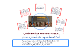 Qual o melhor anti-hipertensivo para a população negra brasileira?