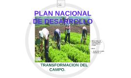Copy of PLAN NACIONAL DE DESARROLLO