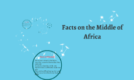 Facts on the middle of Africa