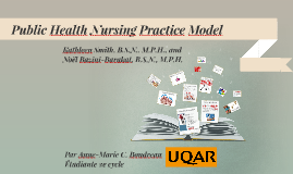 Public Health Nursing Practice Model