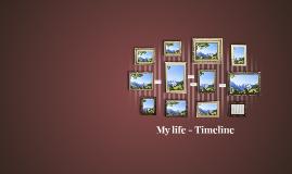 My life - Timeline