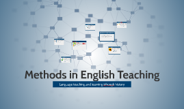 Methods in English Teaching