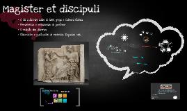 Magister et discipuli
