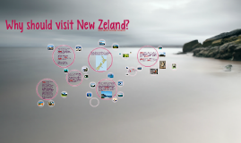 Why should visit New Zeland?