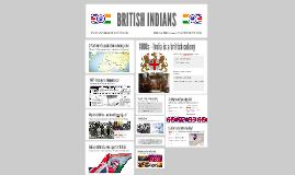 BRITISH INDIANS