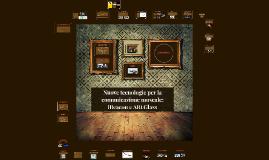 Nuove tecnologie per la comunicazione museale: