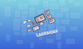 GARRAIOAK
