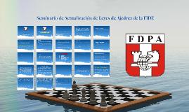 SEM Leyes FIDE (2015)