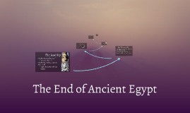 The End of Ancient Egypt