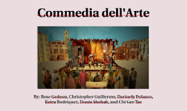 Commedia dell'Arte