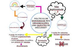 Políticas de diversidade nas organizações: uma questão de di