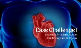 Case Challenge I
