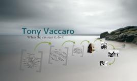Tony Vaccaro