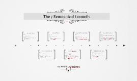 The 7 Ecumenical Councils