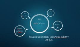 Copy of ESTADO DE COSTOS DE PRODUCCION  Y DE LO VENDIDO
