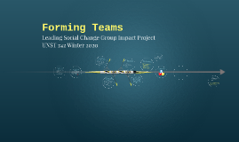 Forming Teams