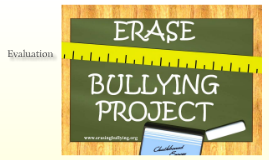 ERASE BULLYING PROJECT