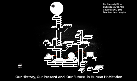 Hisotry, Present and Future of  Human Habitation