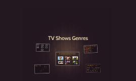 TV Shows Genres