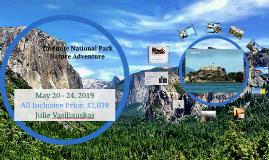 International Community School Yosemite