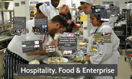 Copy of Hospitality, Food & Enterprise Presentation 2015