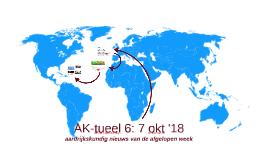 AK-tueel 6: 7 oktober '18