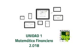 Unidad 1 - Matemática Financiera