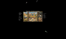 Иероним Босх «Сад радостей земных»