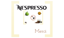 Copy of Cas Nespresso (SupdeLog Lyon)