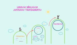 Copy of LIBROS BÍBLICOS