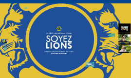 LIONS CLUBS INTERNATIONAL v3
