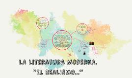 LA Literatura Moderna.
